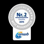 Tweede Prijs ANWB!